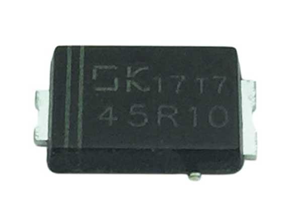 DK5V45R10 5V4A 同步整流芯片 代替肖特基