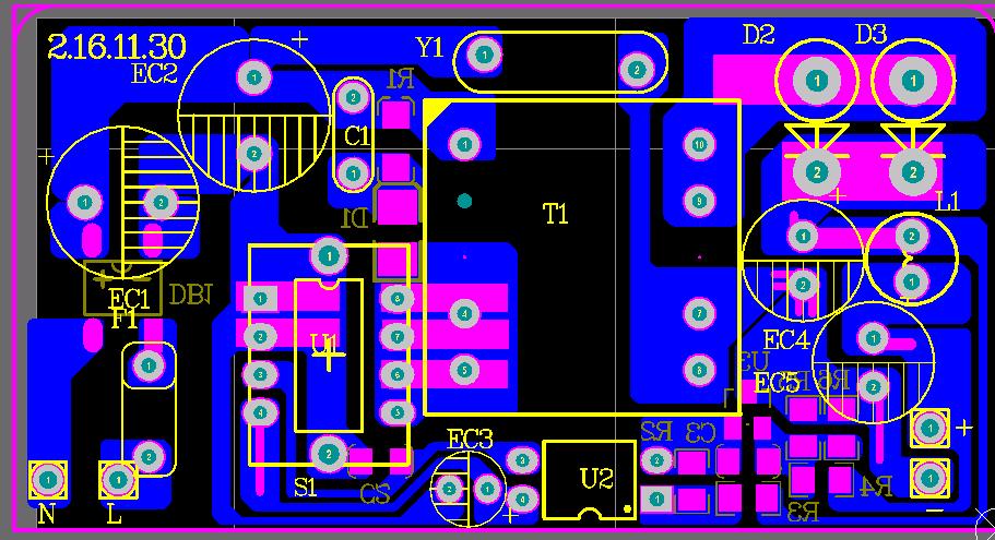 9V2A DK124 非标方案