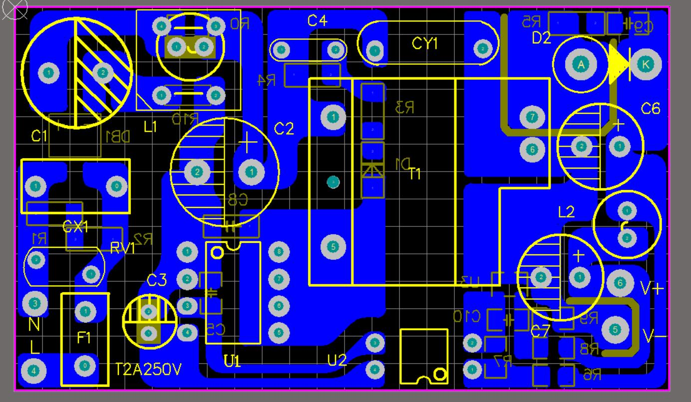 DK112  12V1A CE认证参考方案