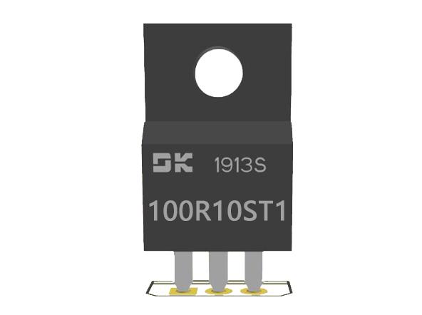 DK5V100R10ST1 TO-220 同步整流芯片