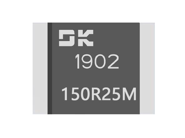 DK5V150R25M  SM-10 同步整流芯片